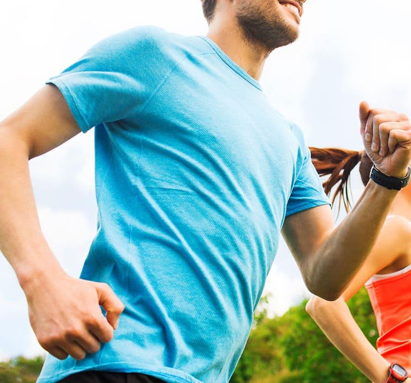 Bariatric Surgery - Man Jogging CTA