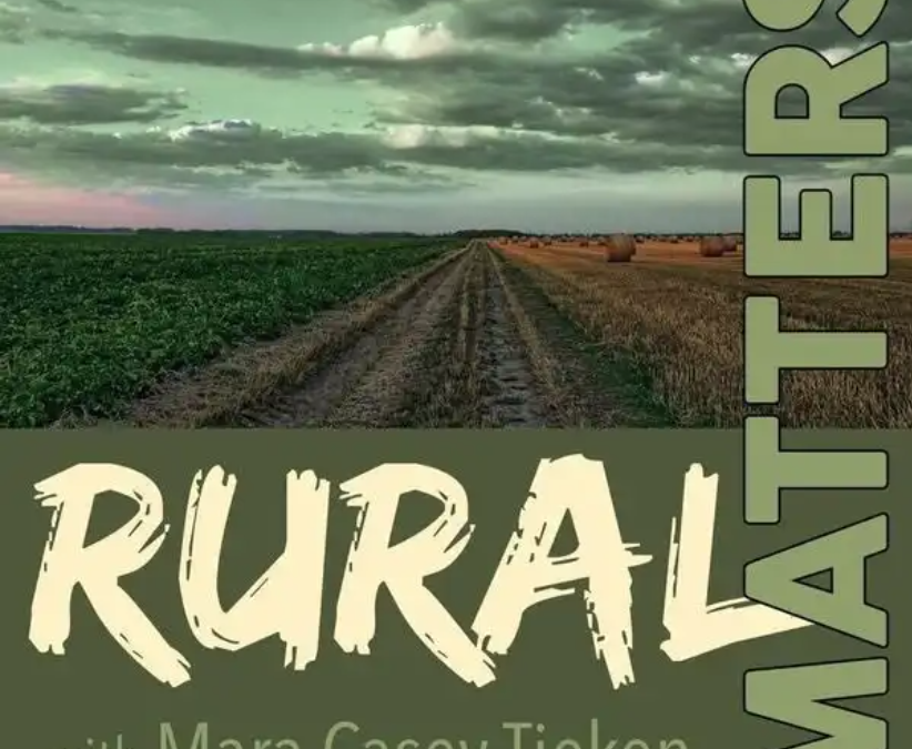 Rural Matters Podcast Features NTMC Employees Carrie Zbierski and Andra Smith